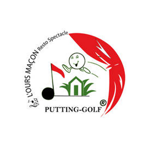 logo Putting golf de tence